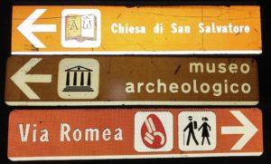 Sentieri a piedi da Siena al Chianti