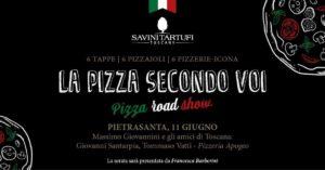 La pizza più buona della Toscana