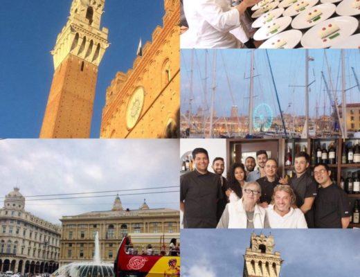 ristorante raffinato a Siena